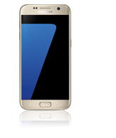 Samsund Galaxy S7 gold