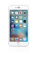 iPhone 6s 16 GB silber