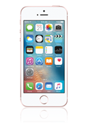 iPhone SE 16 GB rosegold