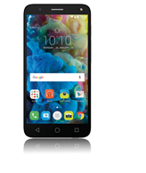 Alcatel Pop 4 grau